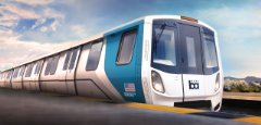 1 of 1 : San Francisco Bay Area Regional Transit's (BART) 'Fleet of the Future'