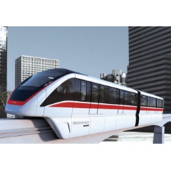 1 of 1 : The award winning BOMBARDIER INNOVIA Monorail 300 system