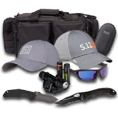 Ultimate 5.11 Tactical Range Kit from California Casualty