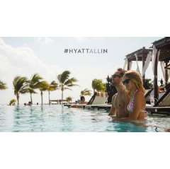 Go #HyattAllIn with Hyatt Zilara and Hyatt Ziva all inclusive resorts