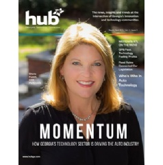 Parkmobile CEO Cherie Fuzzell Featured on Cover