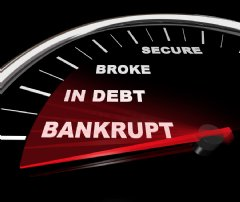 Bankruptcy is not your only option - get real alternatives right now, just a free phone call away.