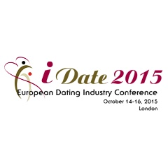 The European iDate Dating Industry Conference in London is October 14-16, 2015
