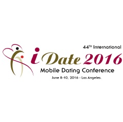 The 44th International iDate Mobile Dating Conference takes place in Los Angeles on June 9-10, 2016