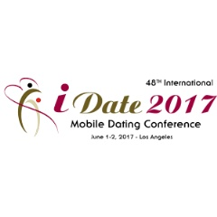 The iDate Mobile Dating Industry Conference & Summit will be June 1-2, 2017 in Los Angeles