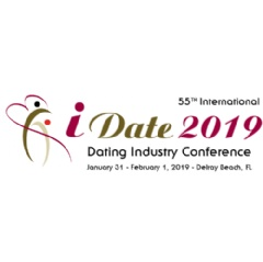 Jan 30-Feb 1, 2019 is the 55th International iDate Dating Industry Conference.   It is a business generating idea summit.