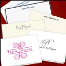 Personalized Stationery Style Guide