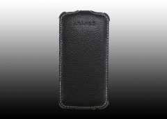 Samsung Galaxy S5 Leather Case Flip by Aranez