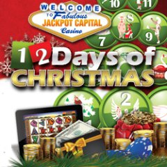 Daily prizes like iPad Air in 12 Days of Christmas giveaways.