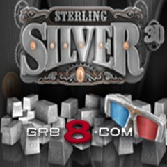 GR88 Casino features the world's first truly 3D online slot game, Sterling Silver.