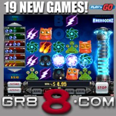 GR88 Casino has added 19 unique new slots gamefrom Play'nGO to its online casino.