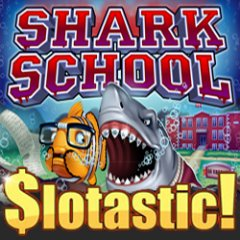Get a casino bonus to try new Shark School slot game at Slotastic Casino.