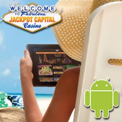 Jackpot Capital Casino Mobile