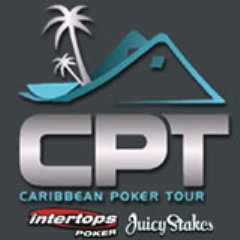 Intertops Poker and Juicy Stakes Poker online tournament winners are going to the Caribbean Poker Tour in Sint Maarten