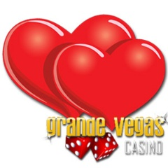 Grande Vegas Casino has two Valentines casino bonuses