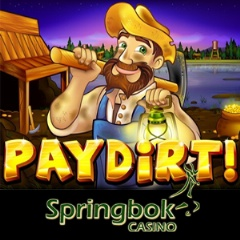 Pay Dirt Game of the Month at South Africa's Springbok Casino