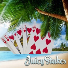 Caribbean poker tournament online satellites at Juicy Stakes