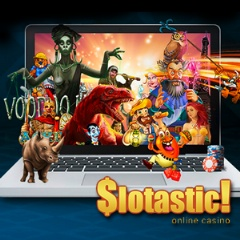 Slotastic instant play online casino and mobile casino.
