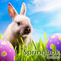 Easter casino bonuses at South Africa's Springbok Casino this weekend