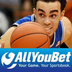 US college basketball at AllYouBet sportsbook