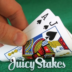 Blackjack leaderboard contest now on at Juicy Stakes Casino