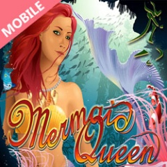 Mermaid Queen mobile slot from RTG now at South Africa's Springbok Casino