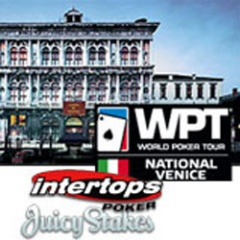 WPT Venice online satellite tournaments