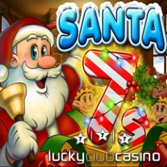 Santa 7s from Nuworks now at metro-style Lucky Club Casino