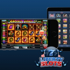 New WGS mobile casino games at Liberty Slots