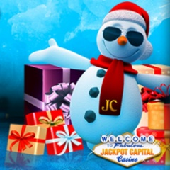 Frozen Capital casino bonuses now available at Jackpot Capital Casino & Mobile Casino.