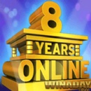 WinADay Casino Celebrates 8th Birthday with�Bonuses and New One-of-a-Kind Game