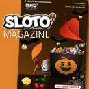 Life-Changing Jackpots and Strategies for Winning Blackjack and�Video Poker featured in Fall Issue of Sloto Magazine