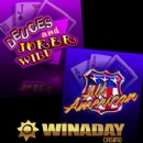 WinADay Giving $12 Freebie to Try Two New Video Poker Games