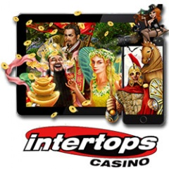 Mobile casino games now at Intertops Casino