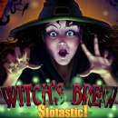 Slotastic giving $313 Bonus and 31 Free Spins on New �Witch�s Brew� Halloween Slot from RTG