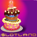Slotland Celebrates 18th Birthday with�Bonuses and a New Game