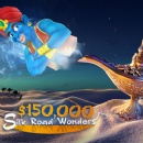 Every Week 300 Players Win Casino Bonuses up to $500 during Intertops' $150,000 'Silk Road Wonders' Casino Bonuses Event