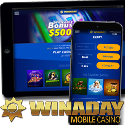 Winaday Mobile Casino