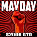 Guaranteed $2000 Prize Pool in May Day Poker Tournaments at Intertops and Juicy Stakes