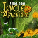 $150,000 Jungle Adventure Casino Bonus Giveaway Begins at Intertops Casino