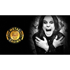 Ozzy Osbourne is joining forces with Metal Casino