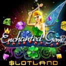 Glittering New Enchanted Gems Slot Debuts at Slotland with $12 Freebie