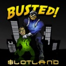 Slotland's New Busted Slot Features Cops & Robbers Bonus Game -- $17 Freebie Available until May 21