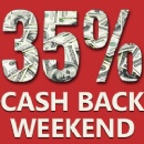 35% Cashback on Busted Deposits This Weekend at Intertops Poker & Juicy Stakes Casino