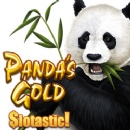 Slotastic Players Get 50 Free Spins on RTG's New Panda's Gold Slot