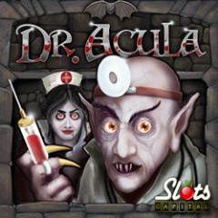 Slots Capital Giving 20 Free Spins on Rival's New Dr. Akula Halloween Slot Game, No Deposit Required