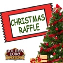 Christmas Raffles at Golden Euro Casino Awarding €2000 in Prizes
