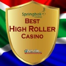 "PlayCasino Names Springbok ""Best High Roller Casino"" in South Africa"