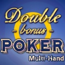 Slotland Giving Players $15 Freebie to Try New Double Bonus Poker Multi-Hand Video Poker Game