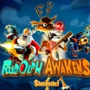 Slotastic Giving 77 Free spins on New Rudolph Awakens Christmas Slot from RTG